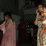 Động đất 6,9 độ Richter ở Myanmar