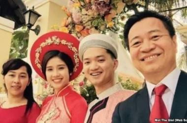 Đám cưới con trai út Thủ tướng Nguyễn Tấn Dũng