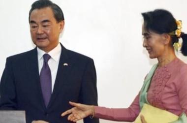Bà Aung San Suu Kyi nắm quyền trên cả Tổng thống