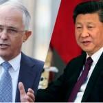 Malcolm Turnbull gây sức ép Trung Quốc về biển Đông