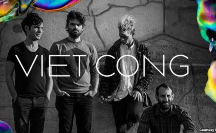 Ban nhạc Viet Cong phải đổi tên