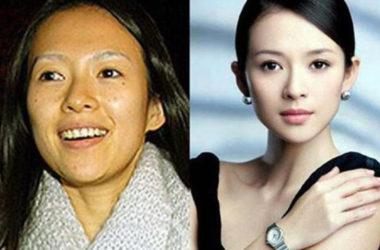 Mặt mộc thật của Nữ ngôi sao điện ảnh Trung Quốc