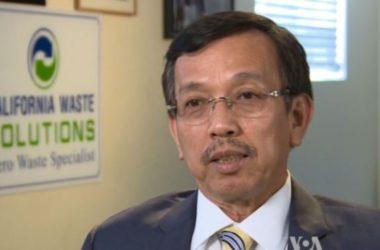 Tỉ phú rác thải Việt Nam David Luong
