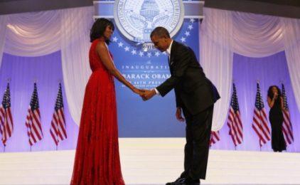 Khoảng khắc ngọt ngào của Tổng Thống Mỹ Baracks Obama