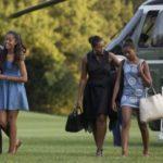 Malia Obama sẽ vô Đại Học Havard