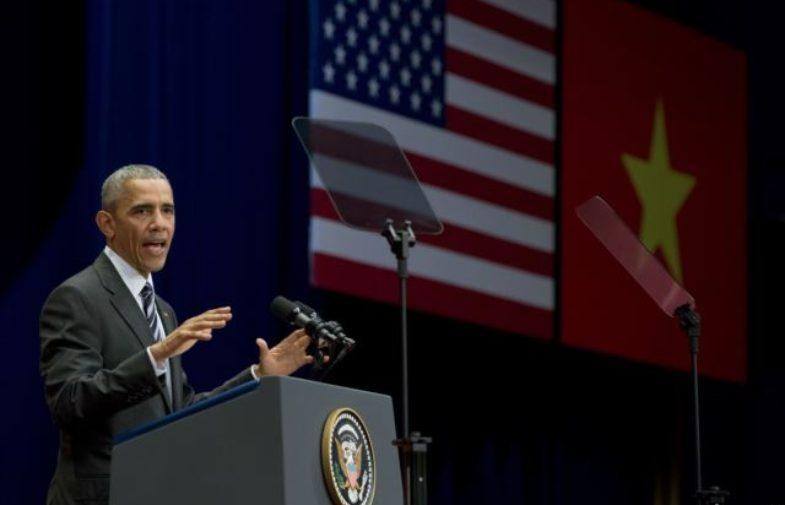 Tổng Thống Baracks Obama: Nhân quyền, phát triển kinh tế là cấp thiết cho tương lai VN