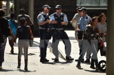 Cảnh sát Úc bắt tình nghi khủng bố 24 tuổi