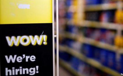 GDP của Mỹ tăng chậm hơn dự đoán