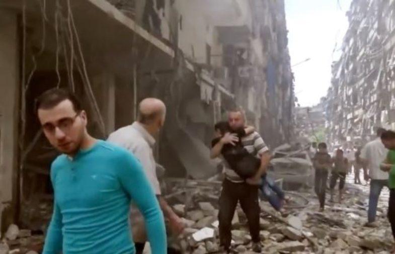 WHO lên án vụ tấn công bệnh viện ở Syria