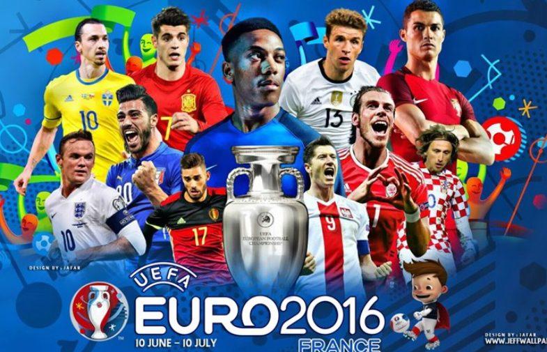 Top 10 Goals ● Euro 2016