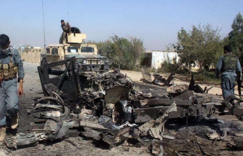 Nổ bom và nổ súng tại Khách sạn Mogadishu