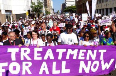Hội nghị quốc tế bệnh AIDS lần thứ 21 tại Durban Nam Phi