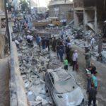 Phe nổi dậy Syria tấn công Aleppo
