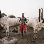 Nam Sudan: Mundari – Một Bộ Lạc Sẳn Sàng Chết Cho Những Con Bò