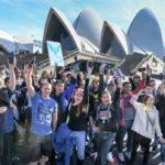 Game thủ đi bắt Pokemon tại Úc Châu