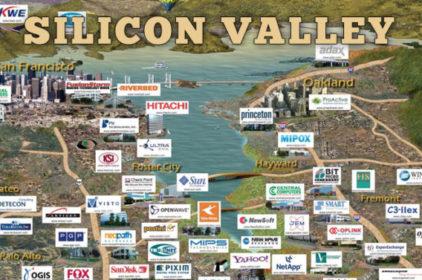 Thung lũng Điển Tử Silicon là một địa điểm văn hóa
