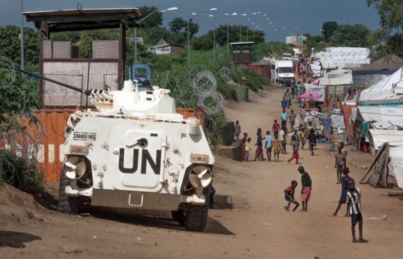 Liên Hiệp Quốc cho gửi thêm 4 ngàn binh sĩ tới Nam Sudan