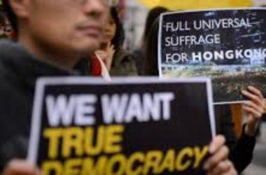 Hong Kong: Thách Thức Bắc Kinh Về Chuyện Bầu Cử