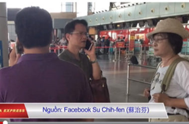 Dân biểu Đài Loan Tô Trị Phân nhập cảnh Việt Nam không đúng thủ tục
