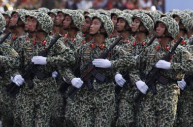 Đại tướng quân đội Việt Nam lãnh lương bao nhiêu?