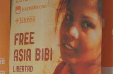 Asia BiBi Án Tử Vì Dám Xúc Phạm Giáo Chủ Hồi Giáo Muhammad