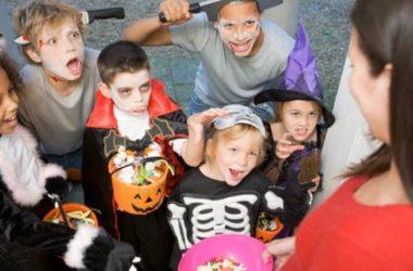 Cội nguồn Halloween nè!