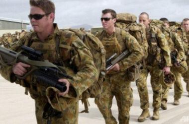 Quân Phục của Úc Made in China có thể bị cài Chip
