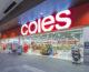 Siêu thị Coles giãm giá Ngày Black Friday Úc