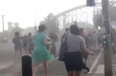 Bão hen suyễn tấn công Melbourne có 8 người chết