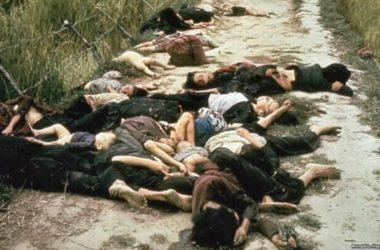 Bức ảnh Thảm sát Mỹ Lai thay đổi suy nghĩ của vợ John Lennon