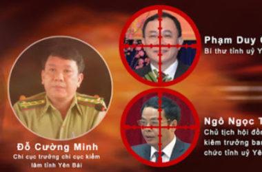 Bất mãn cá nhân nổ súng giết 3 người ở Yên Bái
