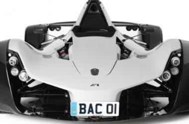 Siêu xe BAC Mono của Anh Quốc nhanh hơn McLaren P1