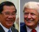 Thủ tướng Hun Sen mong Donald Trumph xóa nợ cho Campuchia