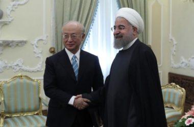 Iran muốn LHQ giúp chế tạo tàu chạy bằng năng lượng hạt nhân