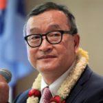 Xuyên tạc biên giới Việt-Cambodia Sam Rainsy lĩnh án 5 năm tù