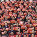 Luận tội Tổng thống Hàn Quốc Park Geun-hye