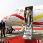 Những tài tử Hong Kong giàu tậu phi cơ