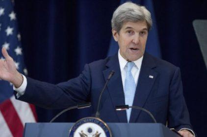 John Kerry sẽ góp ý cho Việt Nam quan hệ với Donald Trumph