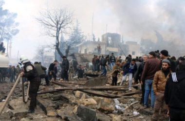 Nổ bom xe giết chết 5 người gần thủ đô Syria