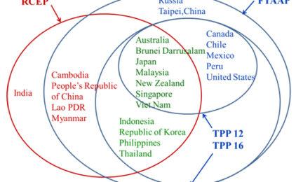 Hiệp định RECP đối thủ của TPP có thể hoàn tất năm nay