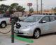Xe hơi chạy điện tự chế ở Mexico City