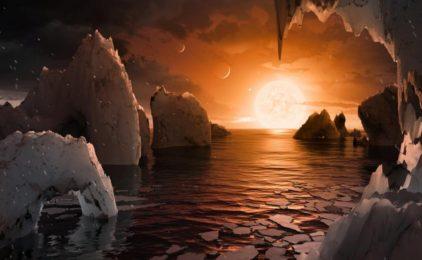 Phát hiện một hành tinh gần giống Trái Đất
