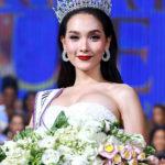 Jiratchaya Sirimongkolnawin hoa hậu chuyển giới Quốc Tế 2017