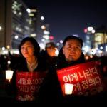 Biểu tình kêu bắt cựu tổng thống Park Geun-hye