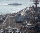 Tàu ngầm hạt nhân Mỹ tập trận tại Hàn Quốc