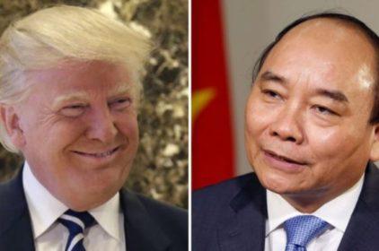Ông Nguyễn Xuân Phúc 'sẵn sàng thăm Mỹ'