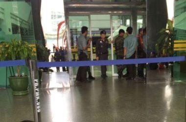 Nổ bom ở Bangkok 24 người bị thương