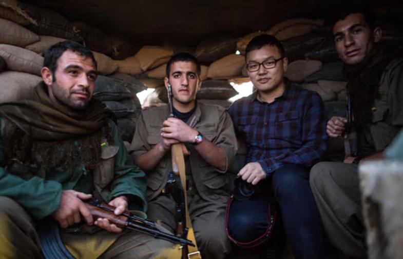 Trung Cộng: Người Phóng Viên Chiến Trường Của Bắc Kinh Ngày Nay