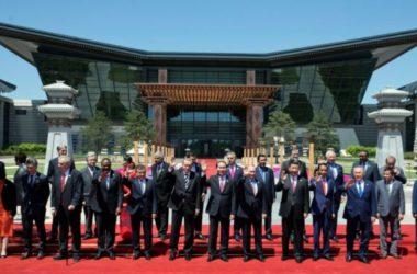 """Trung Quốc với thương mại """"Vành đai, Con đường"""""""