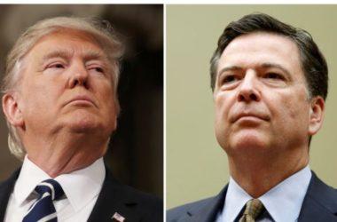 Giám đốc FBI James Comey bị sa thải sau khi xin mở rộng điều tra Nga?